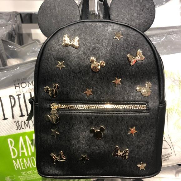 Disney x primark mini backpack